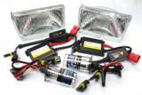 HID Headlight Conversion Kit w/ Housings, Firebird/Trans Am 1991-1992