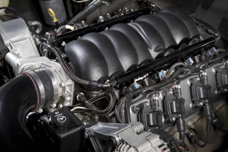 Enginelarge on Cadillac Cts V Ls6 Engine