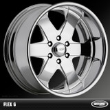 Boze, 82-2002 Camaro Firebird Flex 6 Wheels