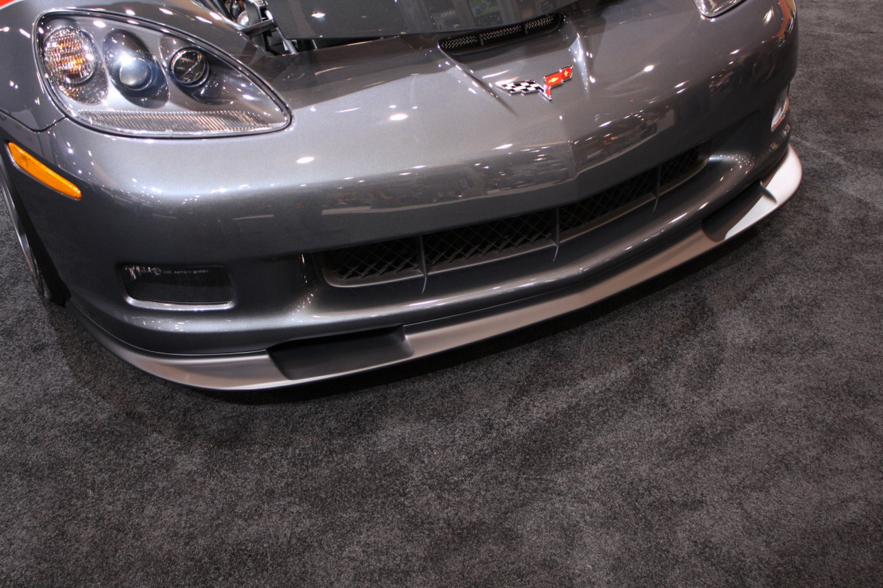 Corvette Zr1 Front Bumper Splitter Hawks Third Generation