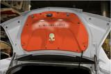 Camaro Rear Decklid Interior Cover