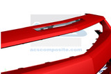 Camaro SS, Functional Bumper (Mail Slot) Conversion Kit, rad support