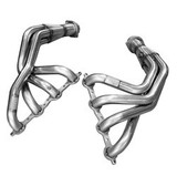 """1997-2004 Chevrolet Corvette C5 5.7L LS1 1 3/4"""" x 3"""" Stainless Race Headers O2 Fittings Only w/ Merge Collectors, Kooks"""