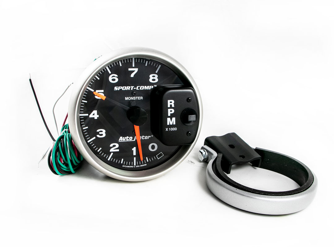 Auto Meter Sport Comp Monster Tach 5