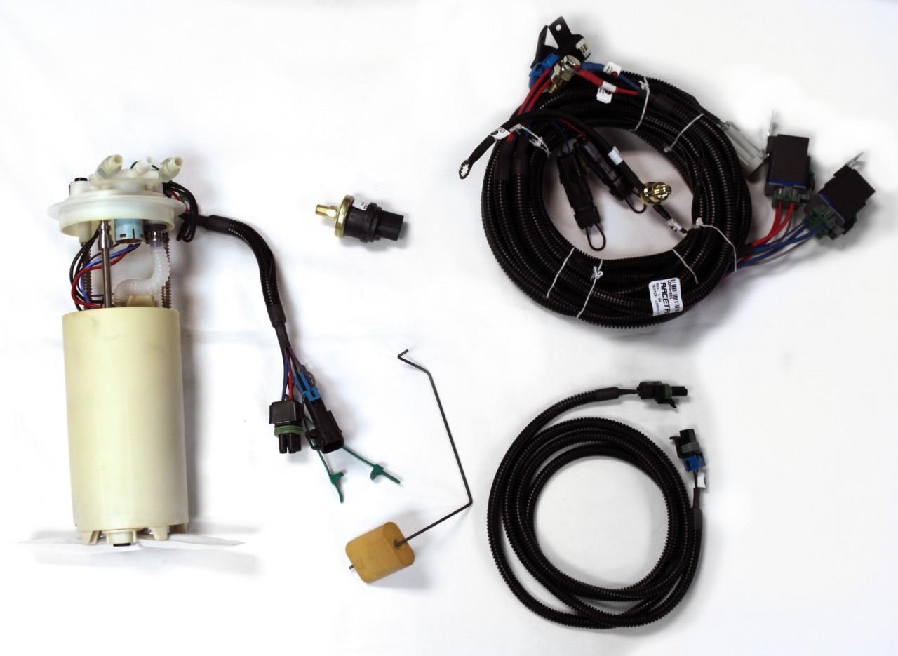 99 02 Camaro Firebird Custom High Performance Dual In Tank Fuel Pump Cts V Wire Harness Image 1
