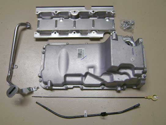 Gm Ls1 Swap Muscle Car Oil Pan Kit Ls1 Ls6 Lsx New Gm Hawks Third