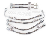 98-2002 Camaro/Firebird with Traction Control Front Disc/Rear Disc (6 lines) Russell's Brake Line Kit