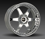Forgeline Premier Series ST3P Forged Aluminum Wheel