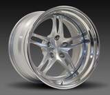 Forgeline Performance Series DS3 Forged Aluminum Wheel