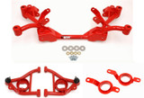 Camaro / Firebird 82-92 BMR Tubular K-member / A-Arm Kit For Use With Factory Style Springs