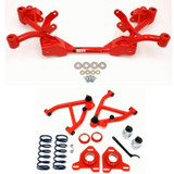 Camaro / Firebird 82-92 BMR Tubular K-member / A-Arm & Coil Over Kit