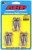 ARP 12-Point Stainless Steel Header Bolts Set of 12, LS1/LS6/LS2/LS3/LS7