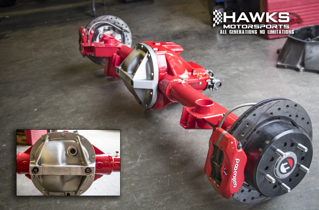 Img on Cadillac Cts V Rear Differential