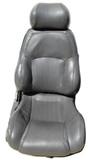 Trans Am 96-97 Seat Upholstery Kit Hampton Vinyl Leather Like, Fronts & Rears