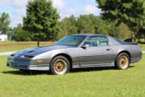 1987 Pontiac GTA Hard Top with SLP Package, 36K Original Miles