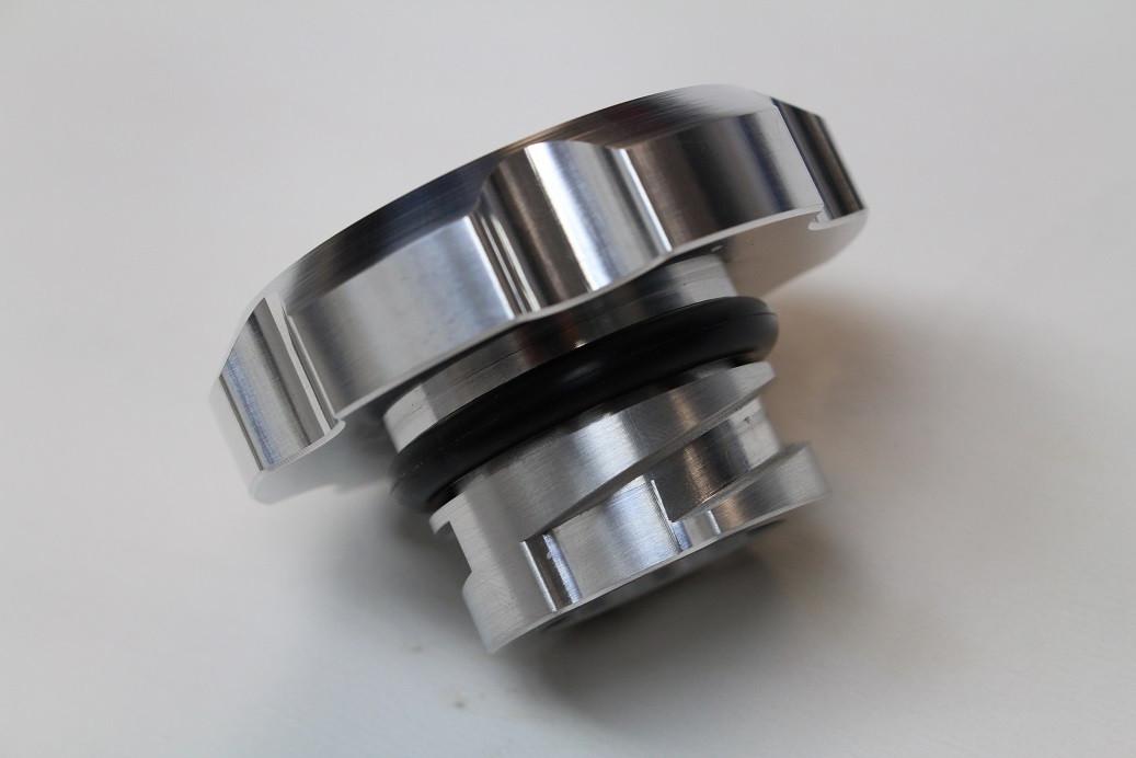 LS1/LS6/LS2/LS3/LSX Billet Aluminum Oil Cap w/ O-Ring