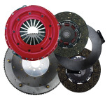 2009-2013 Corvette ZR1 RAM Clutches Force 10.5 Street Dual II Clutch Set, 1300+ ft/lbs of holding power