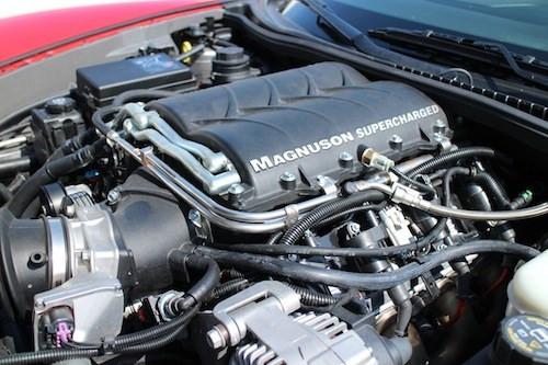 Corvette C6 Z06 2006-2013 LS7 Magnuson Heartbeat Supercharger Kit
