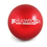 "Camaro/Firebird Billet Aluminum ""HAWKS"" Logo Manual Shift Knob 2.25"""