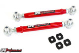 2010-2014 Camaro/ 2008-09 Pontiac G8 Tubular Rear Toe Rods, Chromoly, Adjustable with Rod Ends, UMI