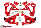 1982-1992 GM F-Body Tubular K-member & A-Arm Package, LSX Engine, Factory Springs, UMI
