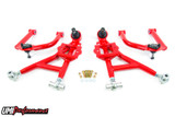 UMI Performance Camaro/Firebird 93-02 Front A-Arm Kit, Adjustable Lower, Budget Drag