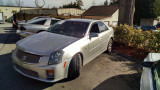 2004 Cadillac CTS-V LS6 6spd 135k Black leather with Suede seats