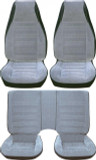 87-92 Camaro Base Model Seat Upholstery Kit New Replacement
