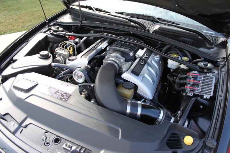 Pontiac Gto Ls2 6 0l 2005