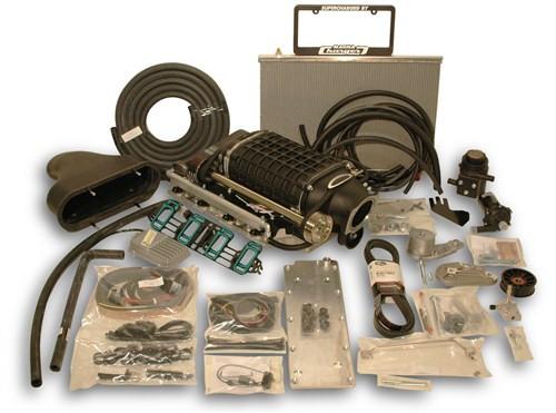 1998 5.7 vortec turbo kit