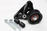 Black Billet Aluminum Solid Belt Tensioner w/ Pulley 98-02 F-Body/04-06 GTO/97-13 Corvette LS1 LS2 LS3 LS6 LS7