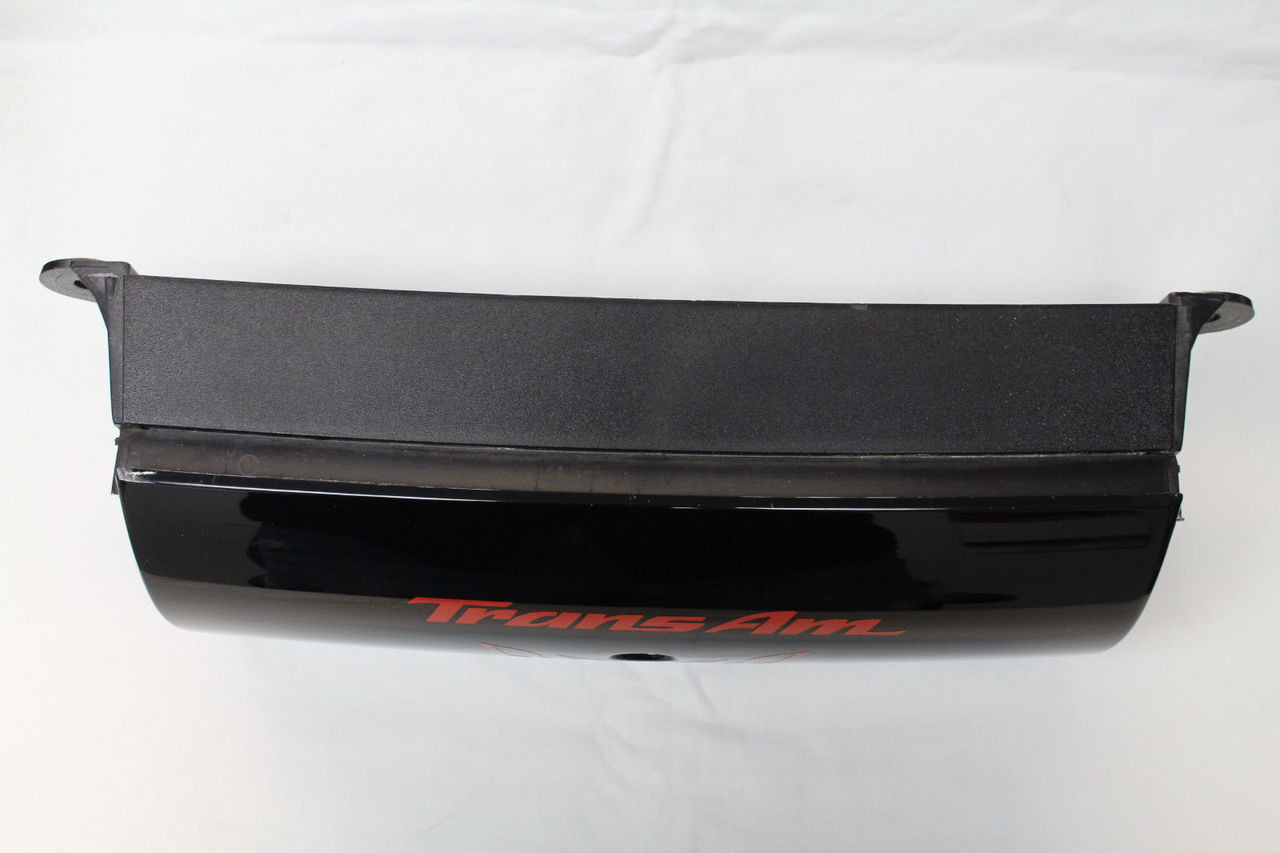 93-02 Trans Am WS6 Rear Tail Light Center Filler Panel w/ Red Bird,  Refurbished