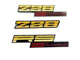 Dash Emblem, 90-92 Camaro Z28 / IROC-Z, Used, Select Application