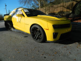 2013 Yellow ZL1 Camaro ONLY 16,000 miles