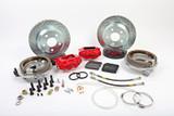 "82-92 Camaro/Firebird Brake Kit, BAER Rear SS4 Brake System w/ 12"" Rotors, (For Ford 9"" Small Bearing Rear)"