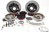 "82-92 Camaro/Firebird Brake Kit, BAER Rear SS4 Brake System w/ 13"" Rotors, (For Ford 9"" Small Bearing Rear)"