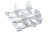 Hooker LS Swap Engine Mounting Brackets 1973-1987 Chevy/GMC C10 series truck