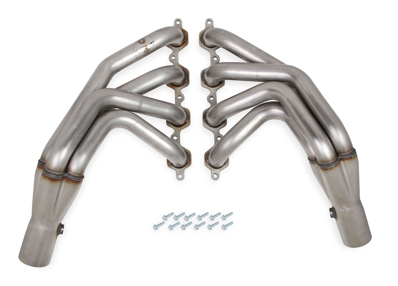 Hooker BlackHeart Long Tube Header-Stainless Steel 2014-2015 Chevrolet  Corvette C7 1-7/8