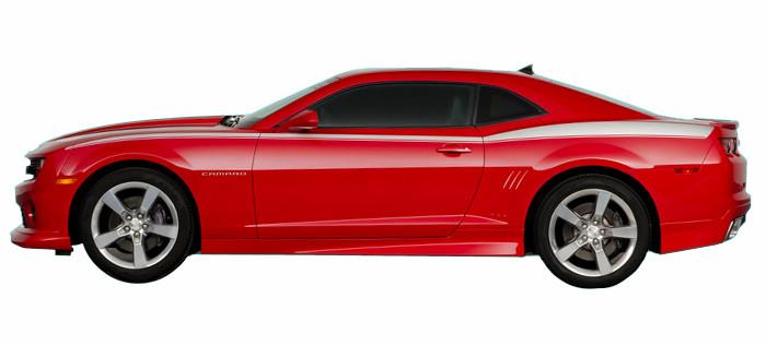 2010 14 Chevrolet Camaro Heritage Dealer Accessory Stripe Kit