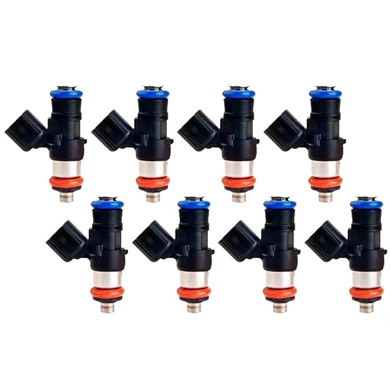8 Fuel Injectors LS3 LS7 L76 L92 L98 L99 LS9 LSA Corvette C6 Z06 Camaro G8