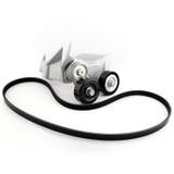 Upgraded A/C Bracket w/ Tensioner & Belt G8 /GXP/Holden