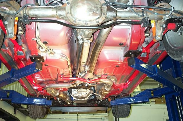 Camaro Firebird Spohn 98 2002 Ls1 Tubular Sub Frame