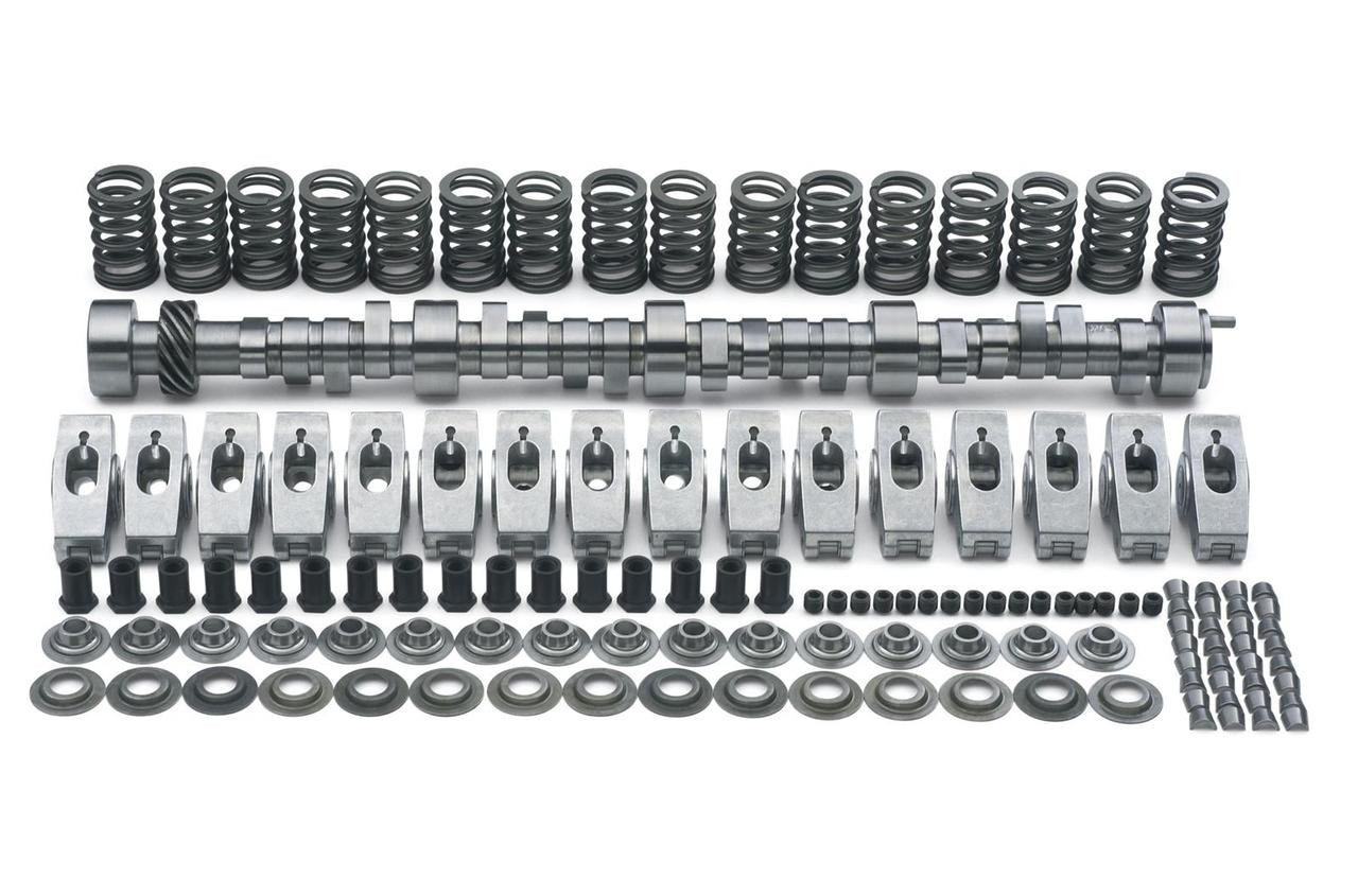 GM LT4 Hot Cam Kit, Incudes Cam, 1 6 Rockers, Valve Springs, Retainers  Valve Locks, Shims