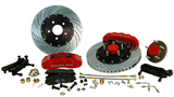 """82-92 Camaro/Firebird Rear Pro+ Brake System w/ 13"""" Rotors, w/ Park Brake, (For Ford 9"""" with Small Bearing), BAER"""