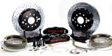 "82-92 Camaro/Firebird Rear Pro+ Brake System w/ 13"" Rotors, w/ Park Brake, (For Stock 9 Bolt With Disc), BAER"