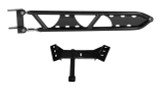 HEIDTS 1984-1992 Camaro/Firebird Torque Arm Kit (700R4 & T5 Only)- BLACK