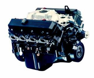 454 HO Big Block Crate Engine