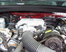camaro  firebird 82 92 v6 engine with wiring  u0026 accessories