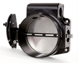 Nick Williams LSX 102mm Cable Driven Throttle Body Black LS1/LS2/LS6/LS3