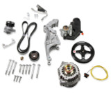 LS Low Drive System (Alt, P/S w/o A/C) Driver's Side, Holley